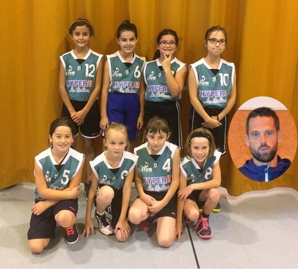 U11F - Les Antilopes